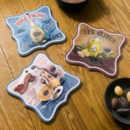 FD010  Pot Coaster  (3 Pcs)