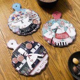 FD018  Pot Coaster  (3 Pcs)