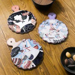FD019  Pot Coaster  (3 Pcs)