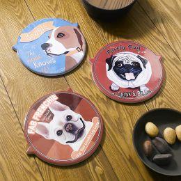 FD014  Pot Coaster  (3 Pcs)