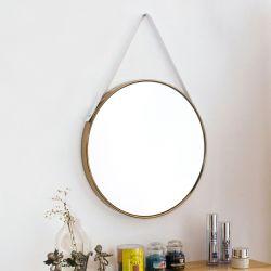 Lanza-Gold   Wall Mirror