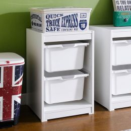 Kreo-WHT-WHT-2  Storage Box