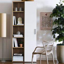 WB-5020-2  2-Unit Bookcase  (2 Pcs)