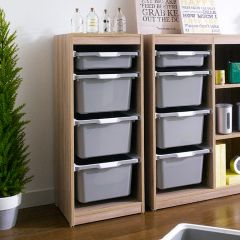 Kreo-GRY-400  Storage Box