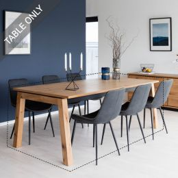 Detroit-TB  Dining Table (Table Only)