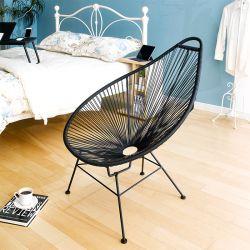 Resting-Gozo-Black  Chair