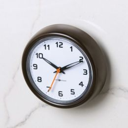 43581ES  Wall Clock (Diameter=10cm)