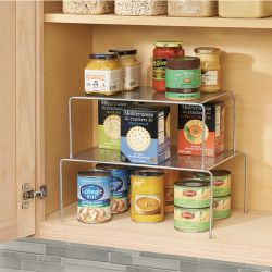 48866ES  Stackable Shelf  (2 Pcs 포함)