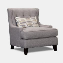 U3822-50-076 Grey Chair