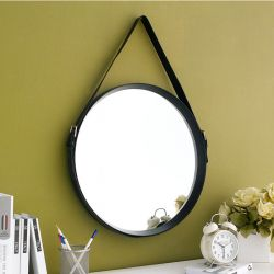 MY-ZM13-20-Black   Wall Mirror