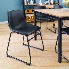Oregon-Black  Chair