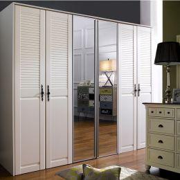 WD-1690-MR  3-Unit Closetw/ Mirror Door