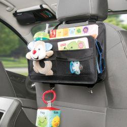 ST80140ES   Back Seat Organizer with Hooks