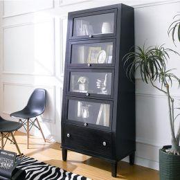 B3939-33  Bunching Bookcase