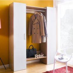 WC-170-DOOR  Hanger Closet w/ Doors