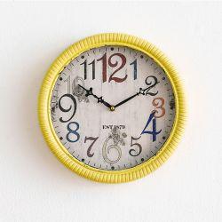 KLF617-Y Wall Clock