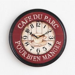 KLM627  Wall Clock