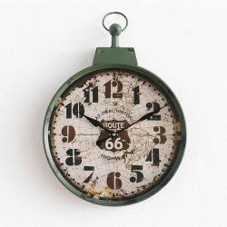 KLM1356  Wall Clock