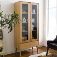 Nagano  Glass Cabinet