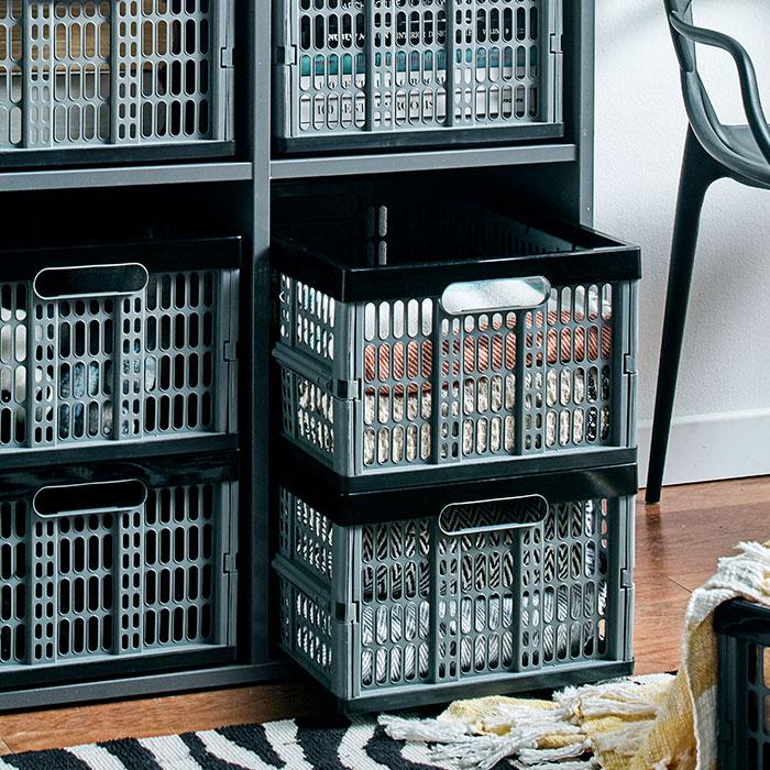 <b> Folding-Crate </b> Storage Box