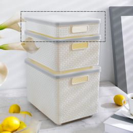 HH-SML-IV  Storage Box  (뚜껑포함)