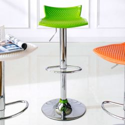 TF-845-Green  Bar Stool