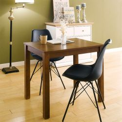 Kelly-WA-2-Blue  Dining Set (1 Table + 2 Chairs)