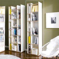 7162249ak  Capri Bookcase