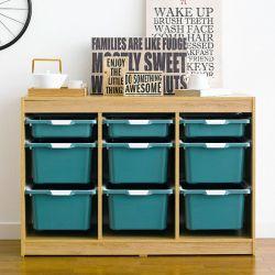 Kreo-OAK-SAGE-9  Storage Box