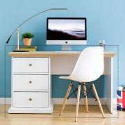 7782049ak Paris Desk White