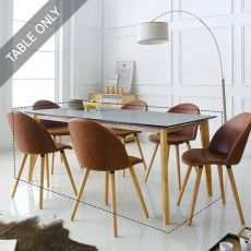Contra-TB  Dining Table    (Table Only)