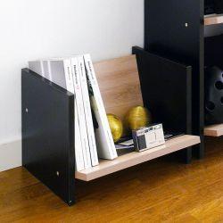 HB-30-1  1-Shelf Mini Bookcase
