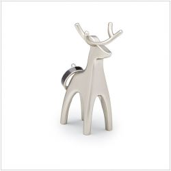 Anigram Reindeer-Nickel  Ring Holder