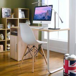 HD-1300-Oak Desk