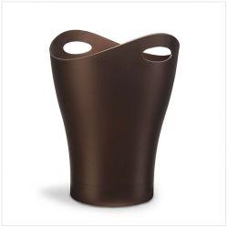 Garbino-Bronze Waste Can
