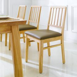 Miso-Natural  Chair