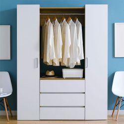 SRD-White-Hanger  2-Door w / Hanger