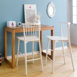 Cebu-Ivory Bar Chair