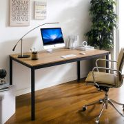 Pacific-TB  Metal Large Desk