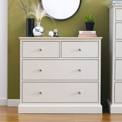 Ashby-Cotton-4D  4-Drawer Chest