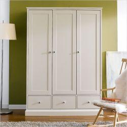 Ashby-Cotton  Triple Wardrobe