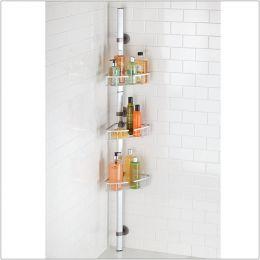21476ES  Adjustable Corner Shower Station