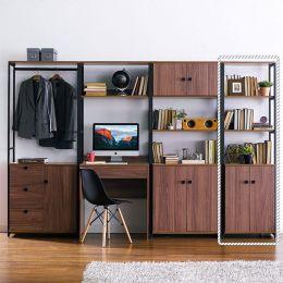 SRD-Metal-301-D  Bookcase