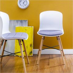 Story 10-White  Chair