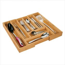 41640ES Expandable Cutlery Organizer