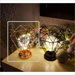 HD-3307-CU  Diamond Mood Lamp (LED)