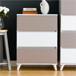SG-603-IW 3-Drawer Chest