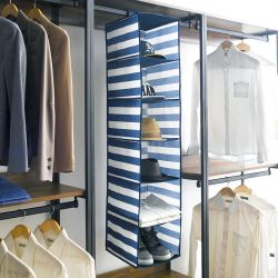 05630ES Rugby 6-Shelf Sweater Organizer