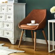 Bay-PU  Accent Chair