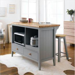 Roommate-Grey-IT  Island Table